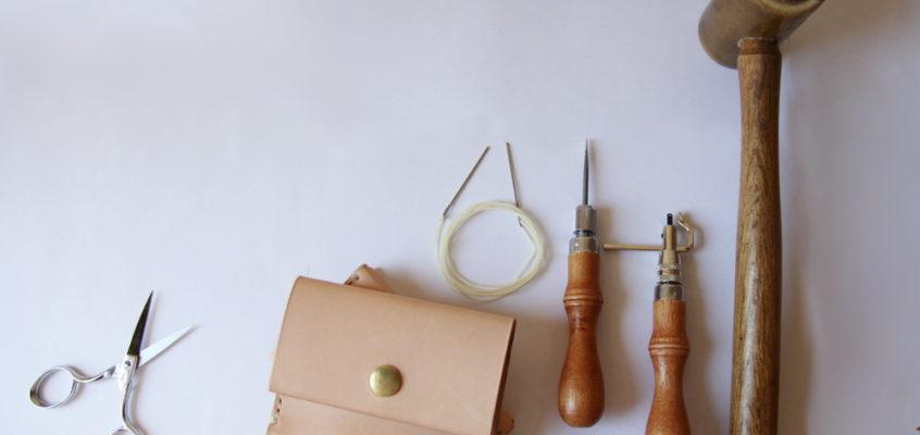 leathercraft workshop