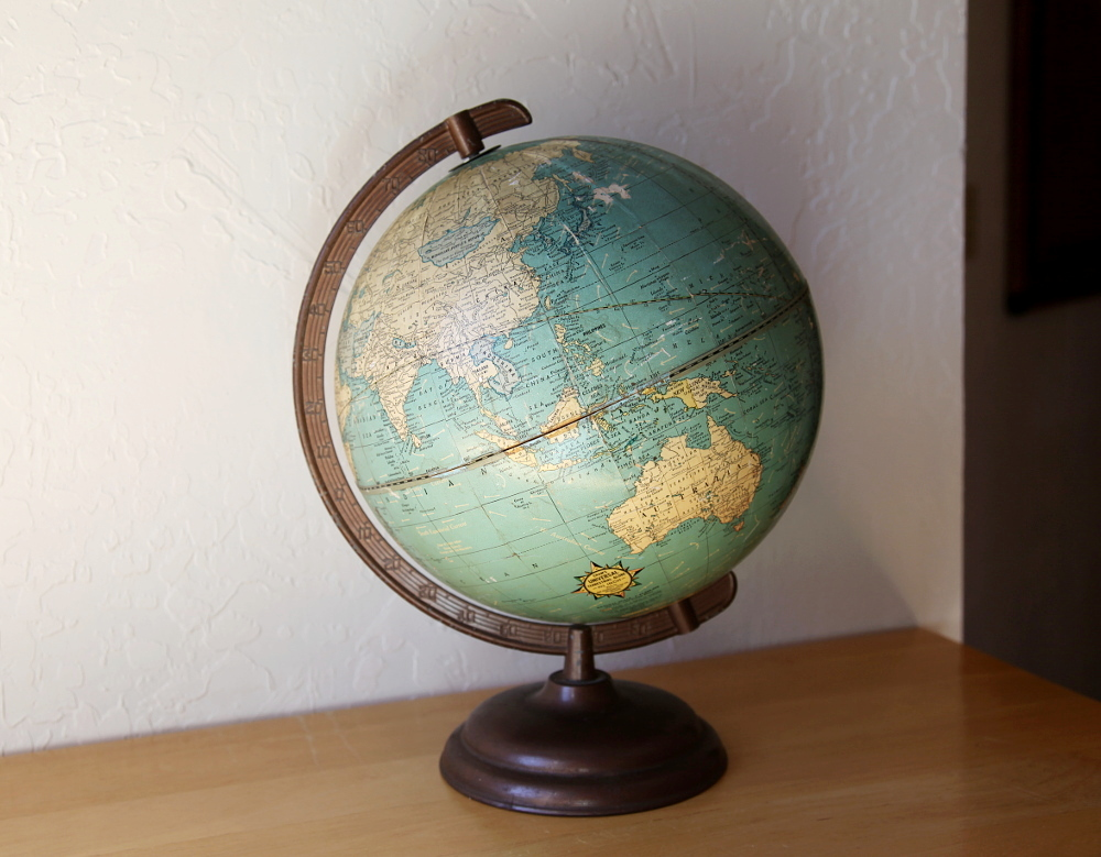 crams globe
