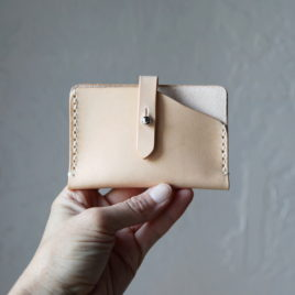 Tab Top Wallet