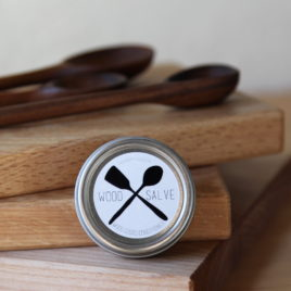 Wood Salve | 1 oz
