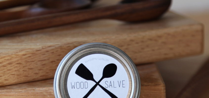 Wood Salve | 1 oz