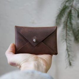 envelope card wallet