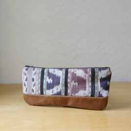 Pencil Case | Ikat no. 20
