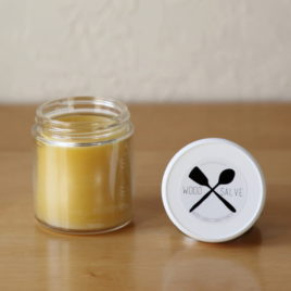 Wood Salve | 4 oz