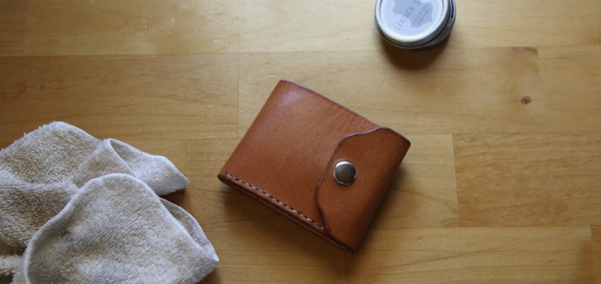 caring for your leather goods