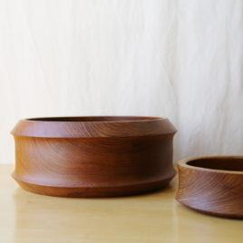 Large Teak Bowl