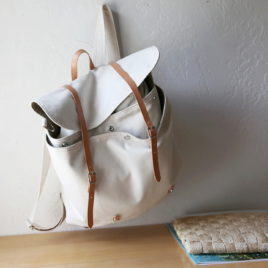 Rucksack in Natural