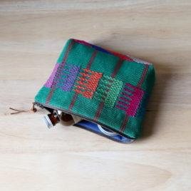 ~ Handwoven Textile Pouch