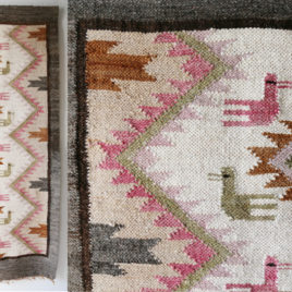 . Handwoven Tapestry