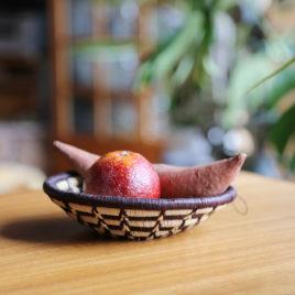 ~ Basket, Sisal + Sweetgrass